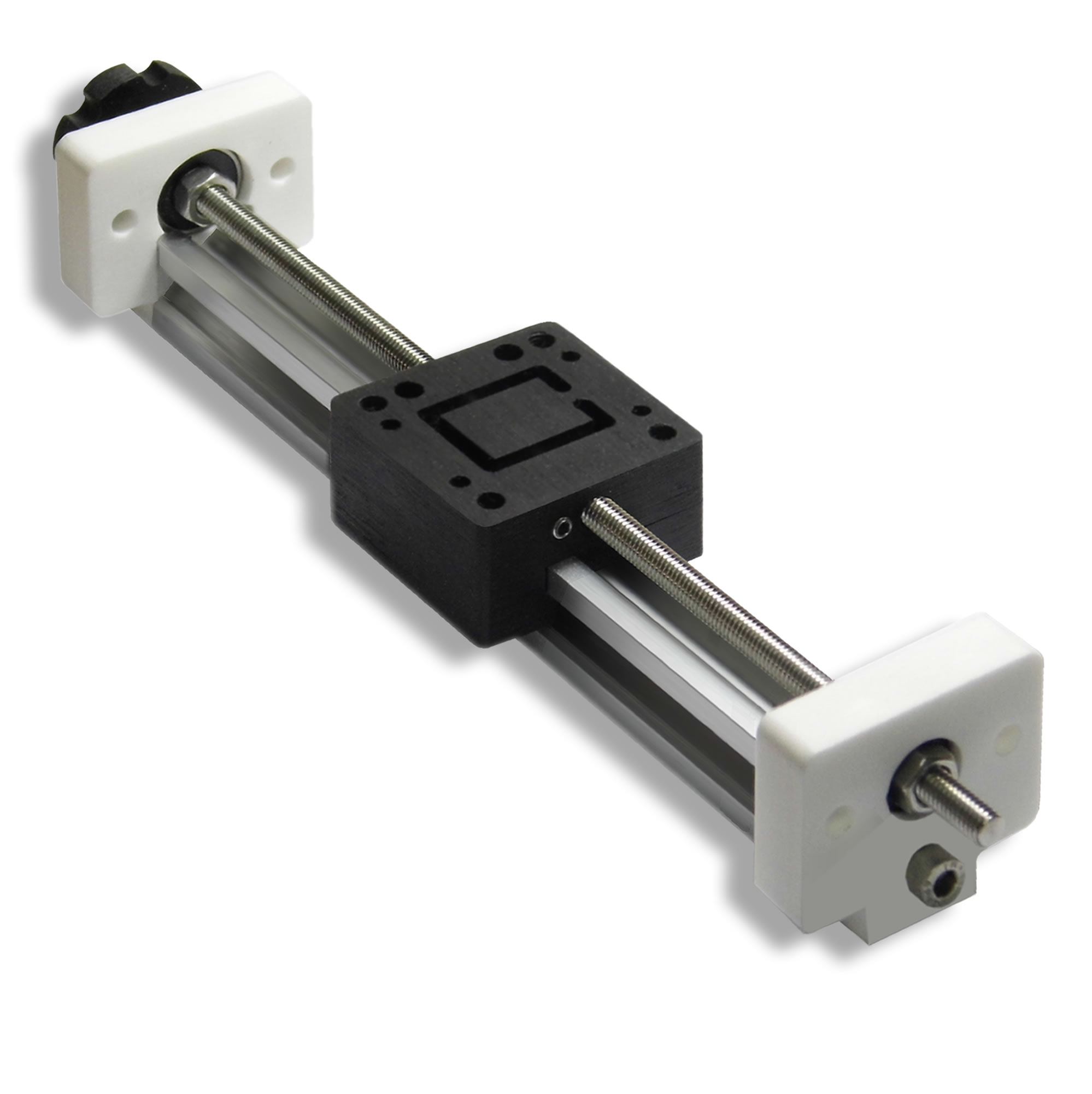 Cnc Q Module Linear Lead Screw Assembly By Qtecstore