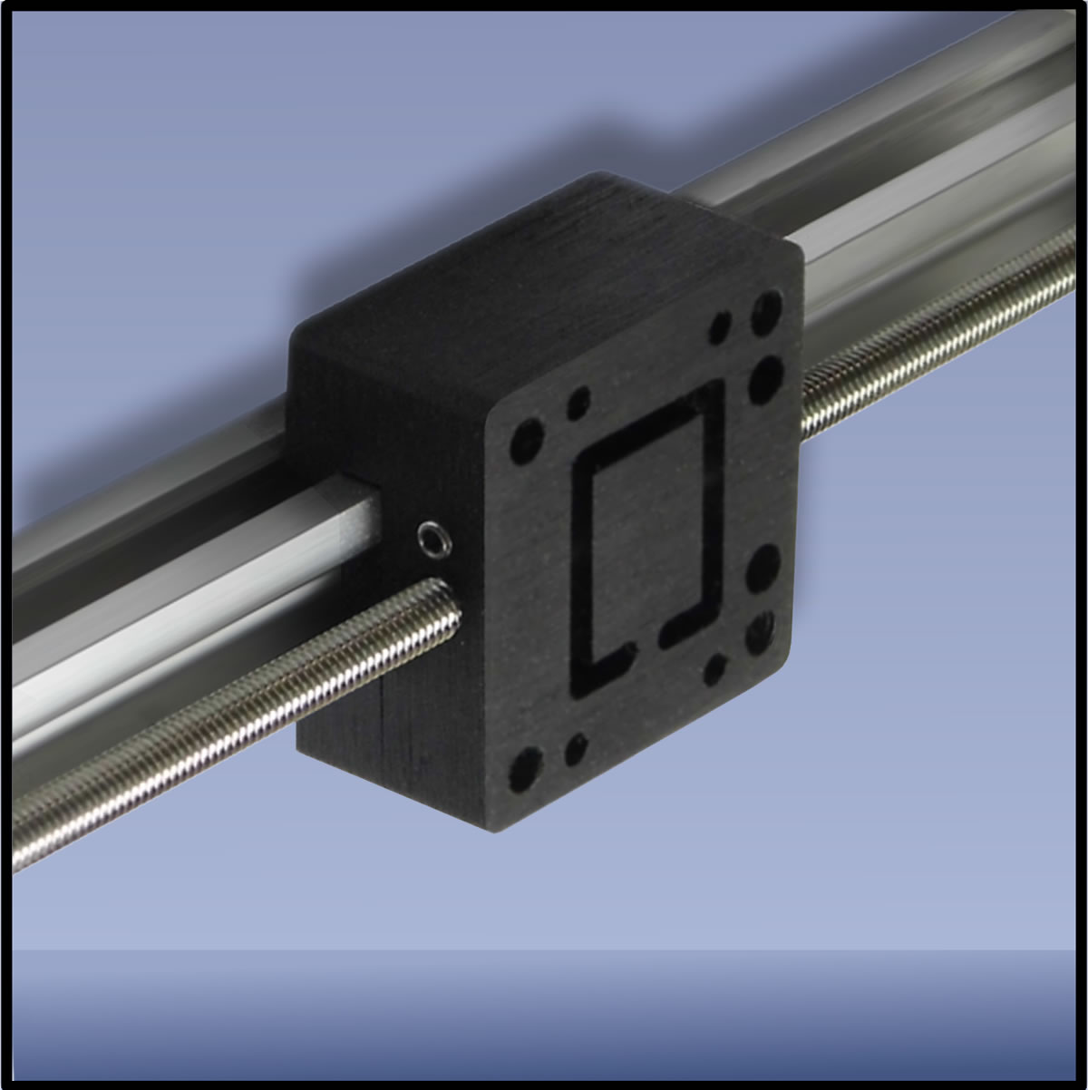 Q Module 195 Mm Integrated Linear Lead Screw Assembly